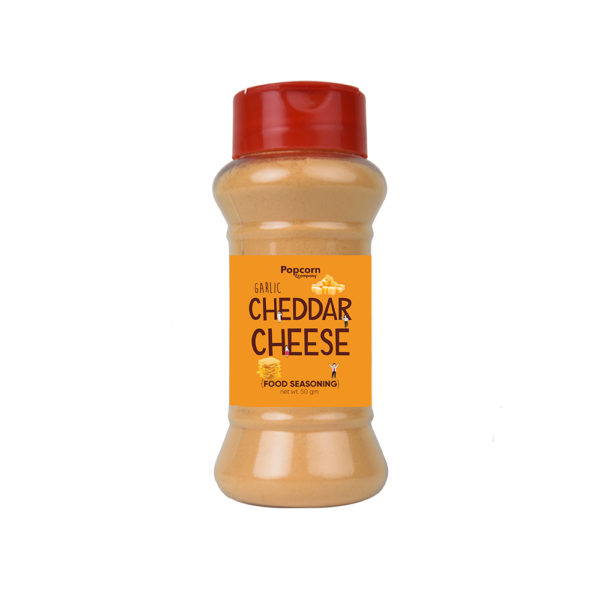 Cheddar Cheese Popcorn Seasoning