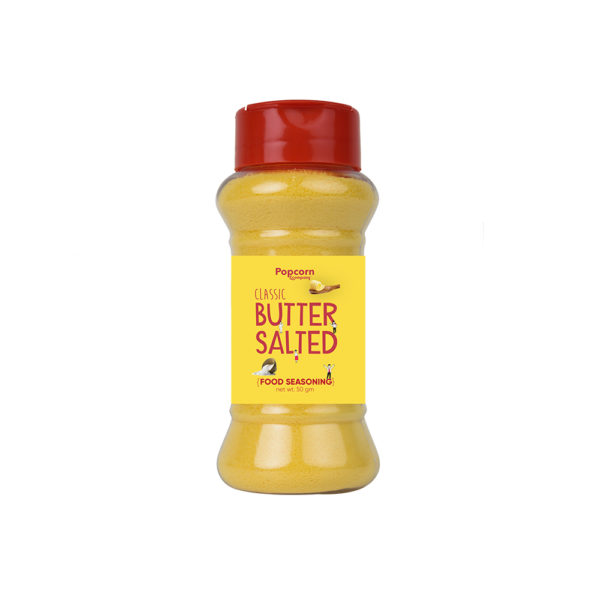 Classic Butter Salted Popcorn Seasoning