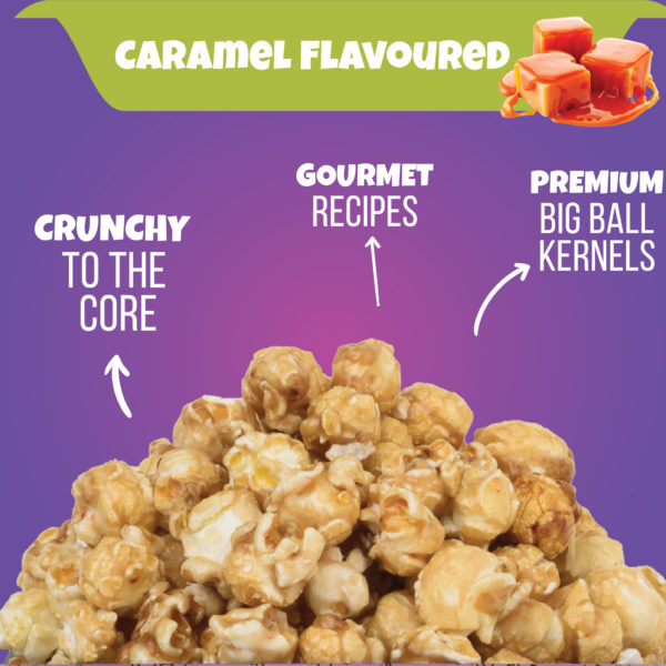 Caramel Krisp - Popcorn & Company