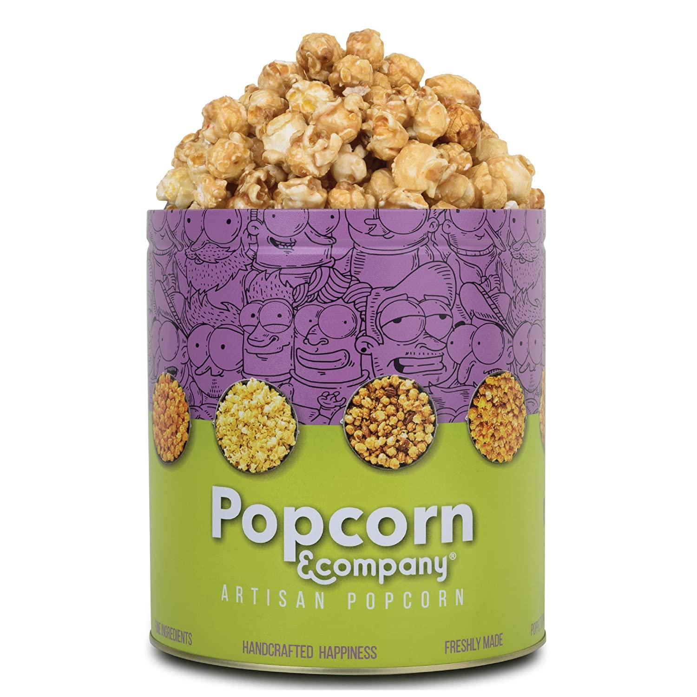 Caramel Krisp Popcorn