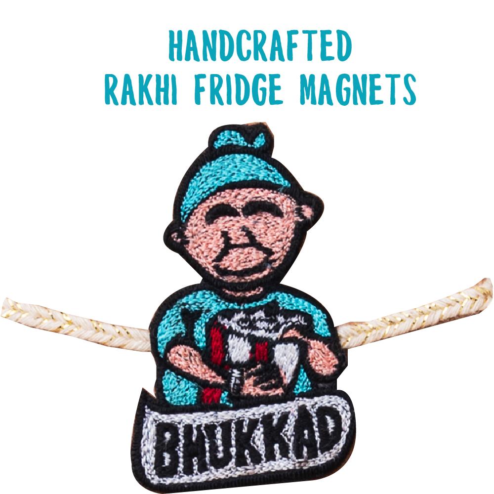 DDQ RAKHI Bhukked